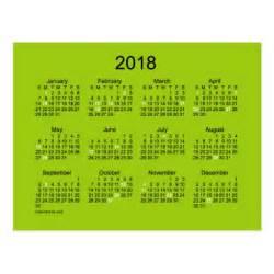 Calendario 2018 Brasil Feriados Calend 225 Do Feriado Do Verde 2018 Amarelo Mini Cart 227 O
