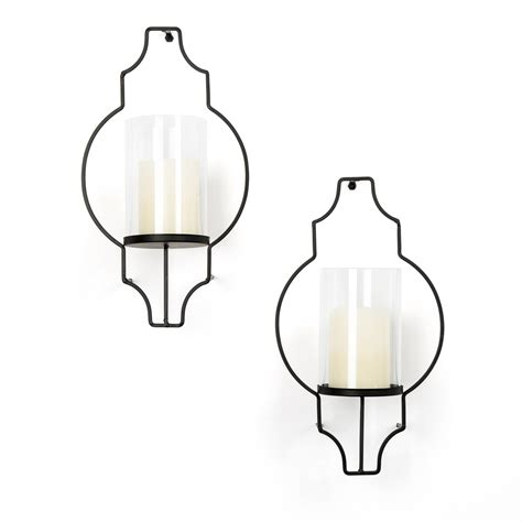 Flameless Candle Wall Sconce Lights Flameless Candles Pillar Candles