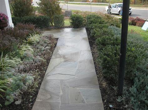 Flagstone Patios And Walkways by Flagstone Patios Walkways American Exteriors Masonry