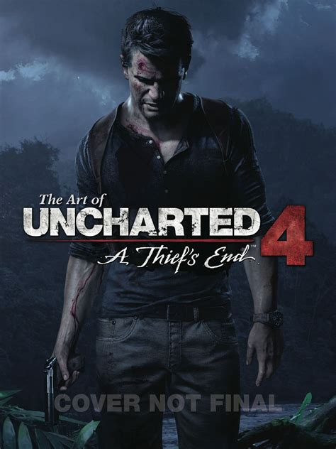 art of the uncharted the art of uncharted 4 a thief s end polygon