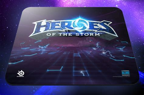 Steelseries Qck Heroes Of The Mousepad Gaming T0210 steelseries announces heroes of the gaming mouse and