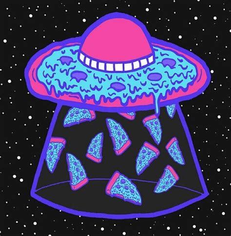 imagenes tumblr ovni alien pizza tumblr