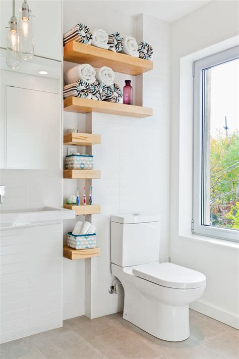 Modern Bathroom Shelving 24 Bathroom Shelves Designs Bathroom Designs Design Trends