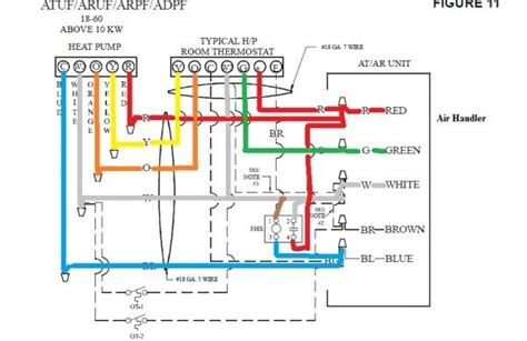 honeywell chronotherm thermostat wiring diagram