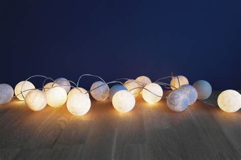 Light Up With Cable And Cotton Lish Concepts Cotton And Cable Lights