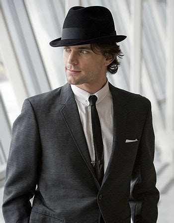 Neal Caffrey Wardrobe by Neal Caffrey Style Secrets Suit Ties And Swagger