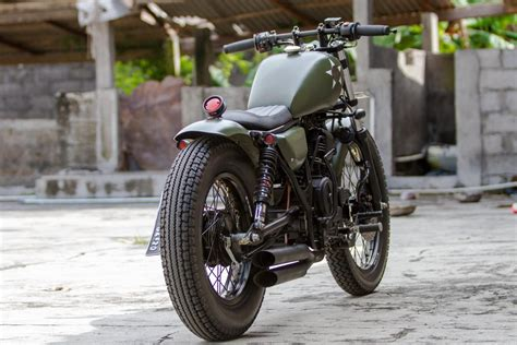 saklar kiri scorpio by bike world scorpio world war ii custom malamadre motorcycles your