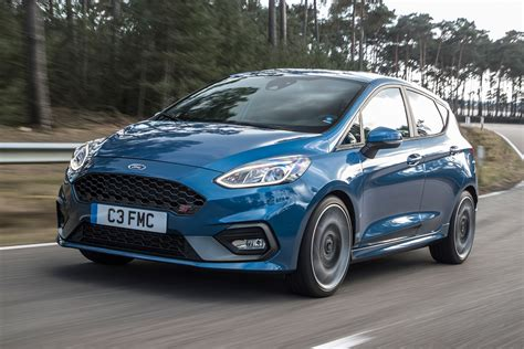 Ford Fiest St by New Ford St Ride Review Auto Express