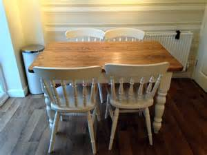 Furniture Upcycling Business - up cycled table amp chairs wolds furniture company