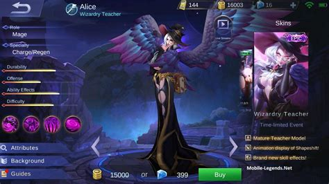 mobile legends new 2018 detailed guide and builds 2019 mobile
