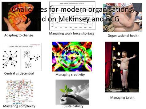 modern challenges challenges for modern organisations