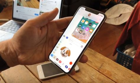 how to use animoji on apple s iphone x