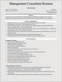 Emergency Management Consultant Sle Resume by Consultant On Resume