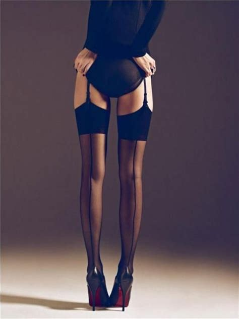 garter nylons pin by wage on my style