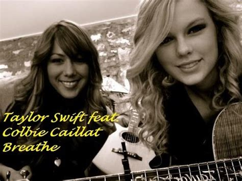 taylor swift breathe official music video taylor swift colbie caillat breathe tradu 231 227 o youtube