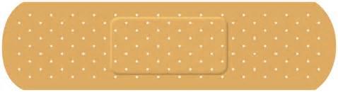 bandaid pink band aids clipart image 25550