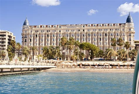 best hotels in cannes intercontinental carlton cannes hotel in cannes