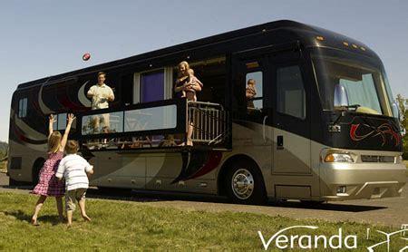 caravan mobile home with balcony tuvie