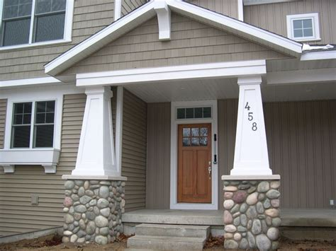 Entrance Columns 51 Best Images About Front Porch Curb Appeal On