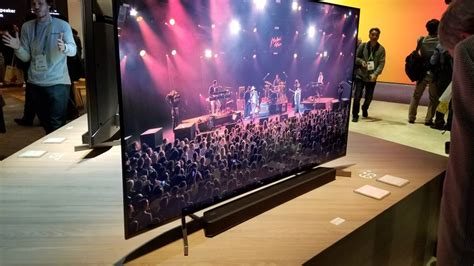 sony xf lcd tv  ces  page  avs forum home