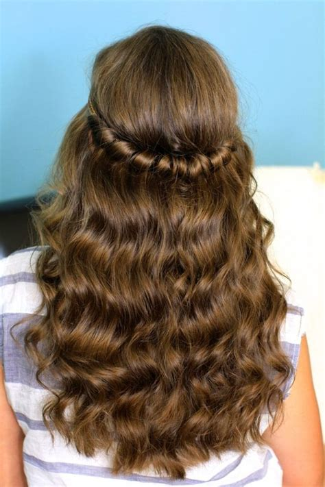 simple college hairstyles easy hairstyles for college simple hair style
