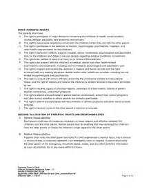 co parenting contract template parenting agreement template bestsellerbookdb