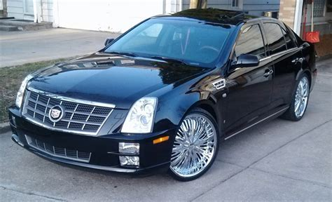 how it works cars 2008 cadillac sts on board diagnostic system blackonblacklac 2008 cadillac sts specs photos modification info at cardomain