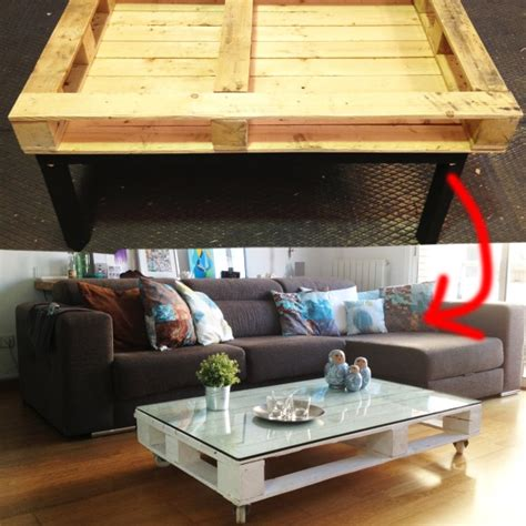 Pallet Furniture Diy Projects Craft Ideas How To S For Diy Pallet Coffee Table Tutorial