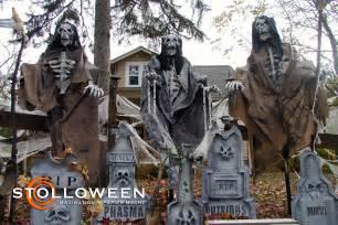 Inexpensive Outdoor Halloween Decorations - stolloween imagination papier mache photographs 20 loversiq