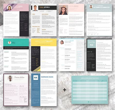 premium resume templates premium resume bundle freesumes