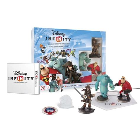 infinity for 3ds disney infinity pack de d 233 marrage nintendo 3ds top achat