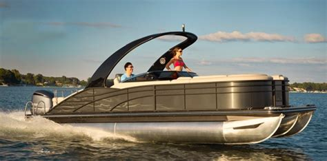 pontoon boats that expand four innovative pontoon boats for 2016 boat trader