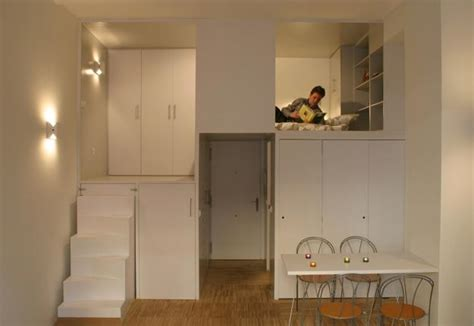 space saving apartment ideas creating compact loft living