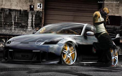 imagenes en hd de autos deportivos autos deportivos nissan 350z hd widescreen 10145