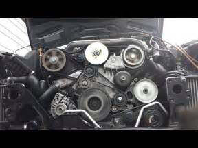 how to replace the timing belt on a vw passat audi a4 a6 2