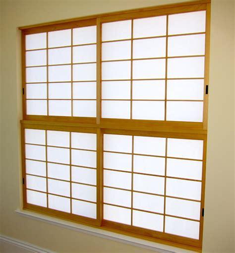 shoji screen window coverings japanese shoji screens asian san francisco by