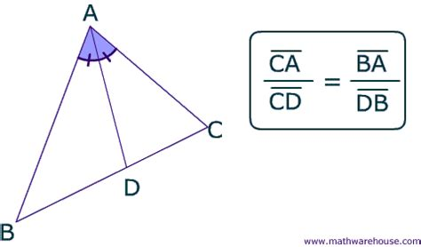 You Can Bisect An Angle Using The Paper Folding Technique - the angle bisector theorem how a bisector creates
