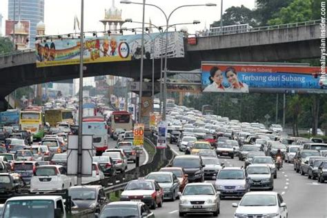 new year road closure malaysia kl traffic could become as bad as the gridlock in jakarta