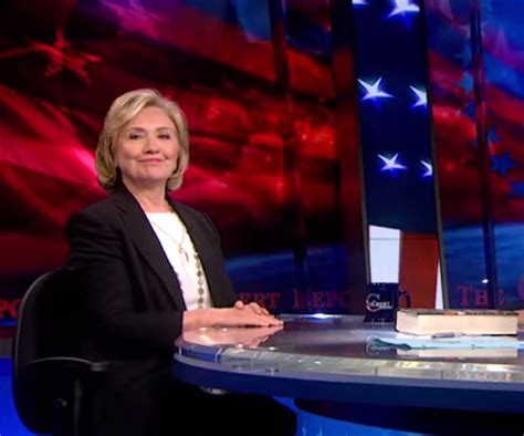 Hilary Clinton Sounds On Sanjaya by The Sisterhood Of The Traveling Pantsuit Soundtracking