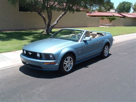 2005 Ford Mustang Convertible by 2005 Ford Mustang Convertible Gt For Sale