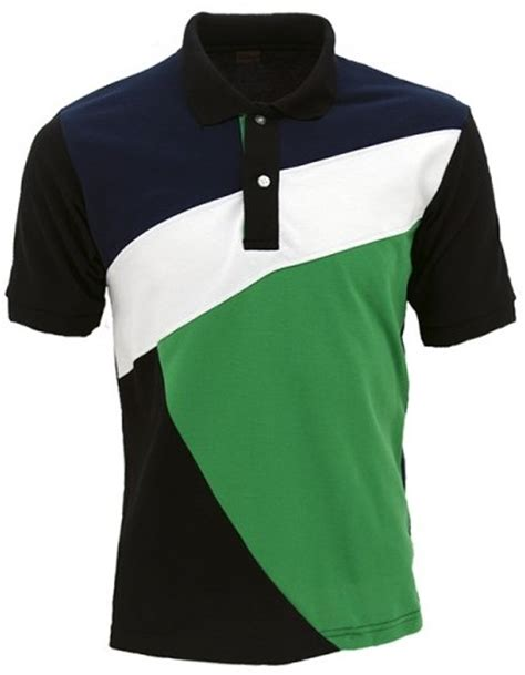 Tshirt Baju Polo Ili collar t shirt