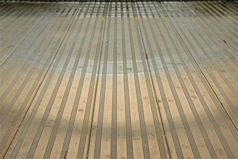 Aluminum Flooring Fiberglass Reinforced Plywood Summit Bodysummit