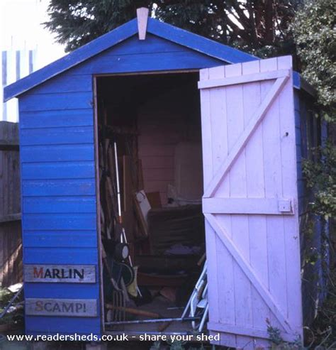 Blue Shed Studios by Blue Shed From South West Owned By Ru
