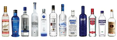 vodka vs consumers top selling vodkas stack up on shelves the dieline packaging branding
