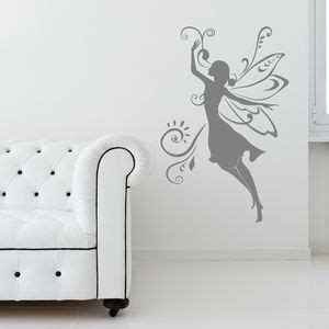 fairies wall stickers enchanted wall stickers
