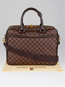 louis vuitton damier canvas icare computer bag yoogis