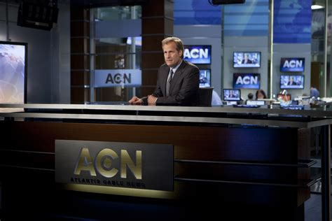 The News Room by The Newsroom Trailer And Images Collider
