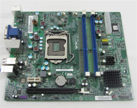 Motherboard H61 acer h61 system motherboard for intel h61 h61h2 ad mainboard 15 y61 011000 lag1155 original