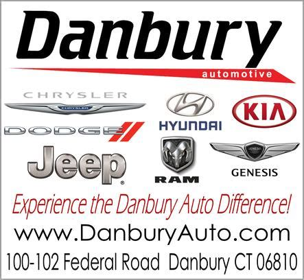 Danbury Chrysler Jeep Dodge by Danbury Chrysler Dodge Jeep Ram Fiat Car Dealership In