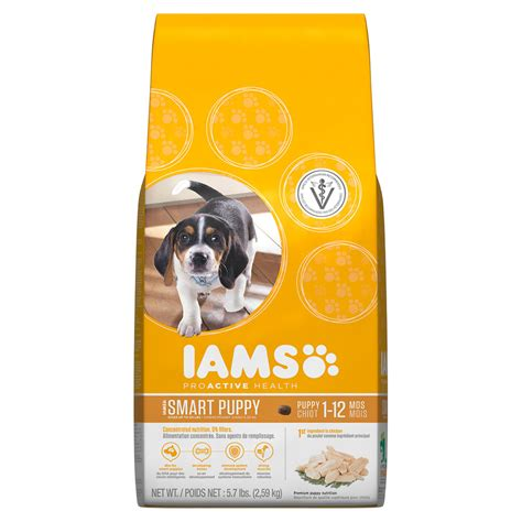 healthy puppy chow iams proactive health smart puppy food petsolutions